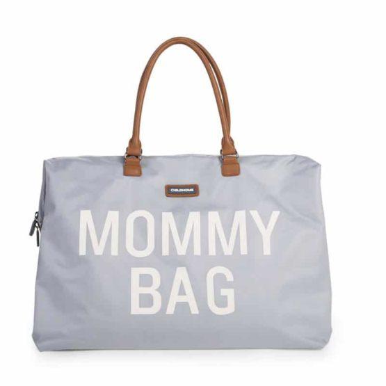 CHILDHOME Τσάντα Αλλαγής Mommy Bag Big Off White