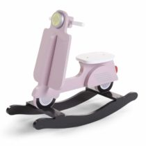Childhome Λικνιζομενο Scooter Mint Pink