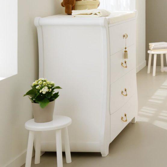 Pali Συρταριέρα Tulip Λευκό