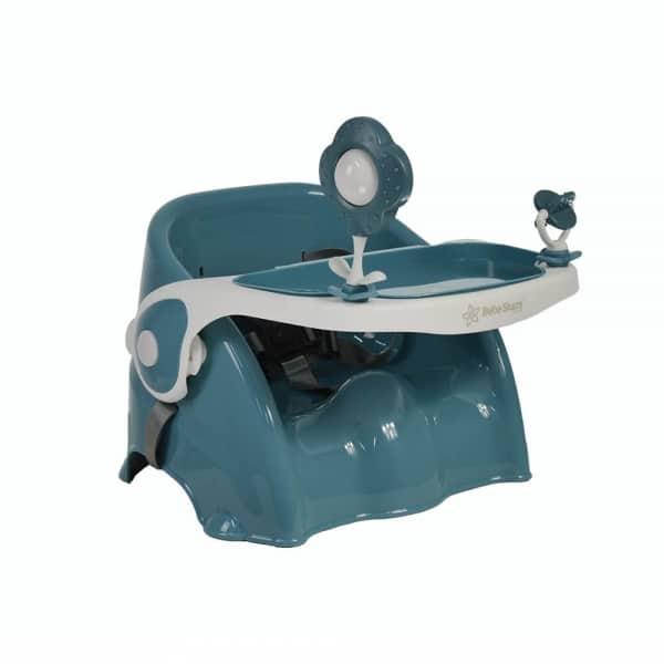 Bebe Stars Booster Feeding Chair Petrol