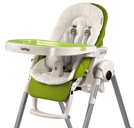 Peg perego Baby Cushion για καρέκλα φαγητού&καρότσια White