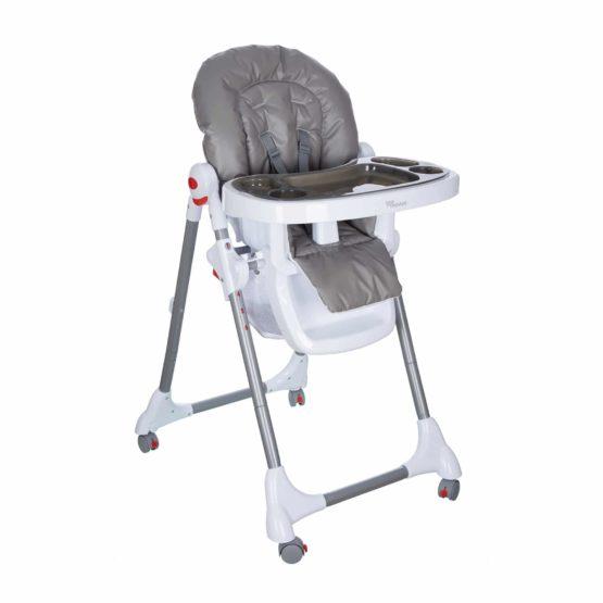 BABY ADVENTURE Κάθισμα Φαγητού COOKIE Grey