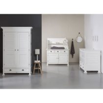 Kidsmill Bρεφικό δωμάτιο Bateau II Pure White