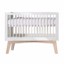 Kidsmill Προεφηβικό Κρεβάτι (70x140 cm) Sixties High Gloss/Oak