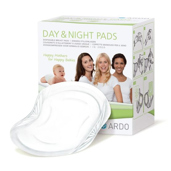 ARDO Επιθέματα στήθους ημέρας και νύχτας ARDO D&N (60 τεμ)