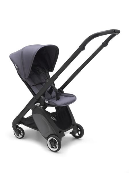 Bugaboo Ant Καρότσι Black – Steel Blue