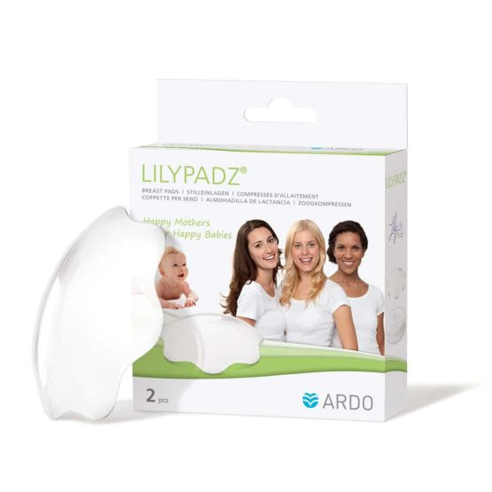 ARDO Silicone Breast Pads Reusable LILYPADZ