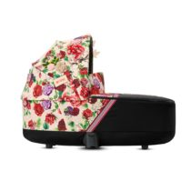 10269 1 87 PRIAM LUX Carry Cot Design Spring Blossom Light