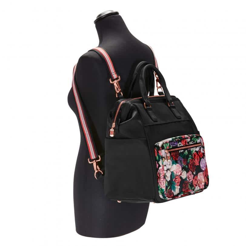 10366 9 Changing Bag Spring Blossom Dark.w812