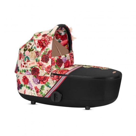 Cybex Πορτ Μπεμπέ MIOS Lux Carry Cot Spring Blossom Light