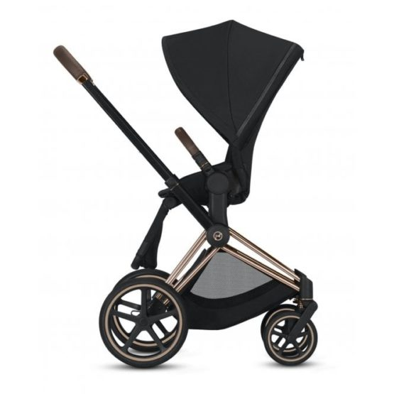 Cybex Priam Stroller Seat Pack 2019 Rose Gold Premium Black P2388 18939 Medium