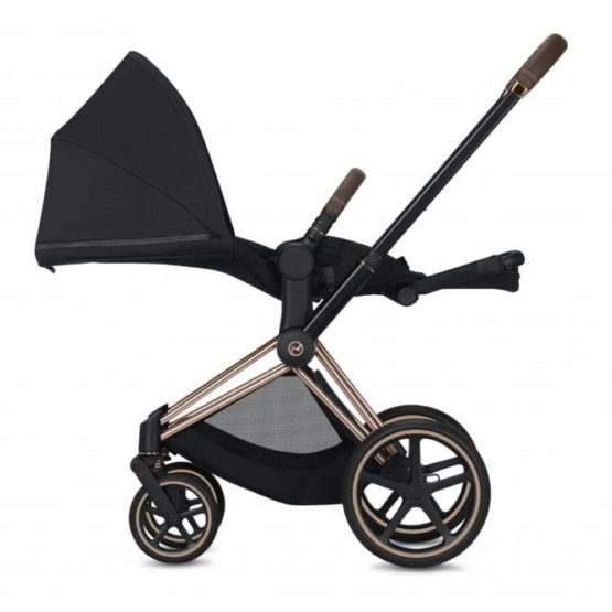 Cybex Priam Stroller Seat Pack 2019 Rose Gold Premium Black P2388 18941 Medium