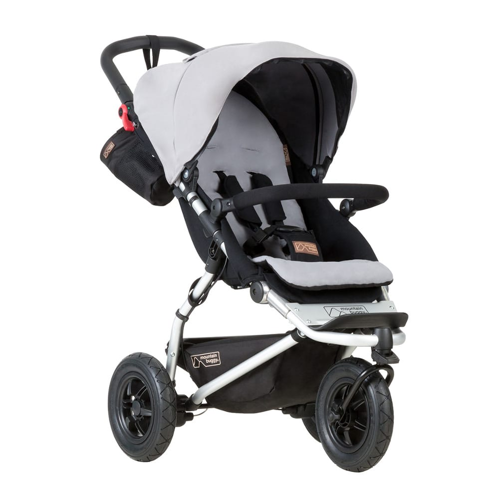 Mountain buggy® Swift παιδικό Silver