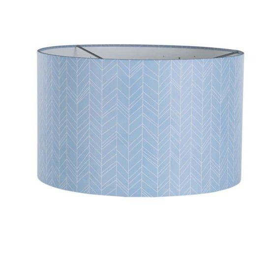 10420 Hanglamp Blue Leaves UIT