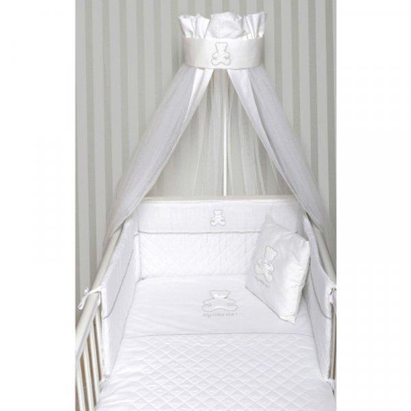 Baby Oliver Προίκα κρεβατιού σετ 2 τμχ My Little One des.330