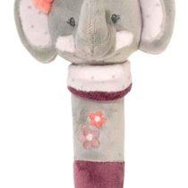Nattou ADELE & VALENTINE. Υφασμάτινο ελεφαντάκι με ήχο Adele