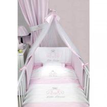 Baby Oliver Προίκα κρεβατιού σετ 3 τμχ Little Princess des.322