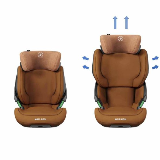 8740650110U4Y2019 2019 Maxicosi Carseat Toddlercarseat Koreisize Brown Authenticcognac Growwithyourchild Front Copy