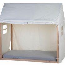CHILDHOME Κάλυμμα White Childhome Για TIPI Natural Πλαίσιο Kρεβατιού 70*140 cm