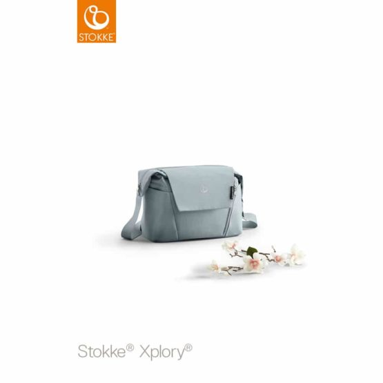 Stokke® Xplory® Balance Τσάντα αλλαξιέρα Limited Edition Blue
