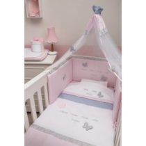 Baby Oliver Προίκα κρεβατιού σετ 3 τμχ Tesoro Mio des.84