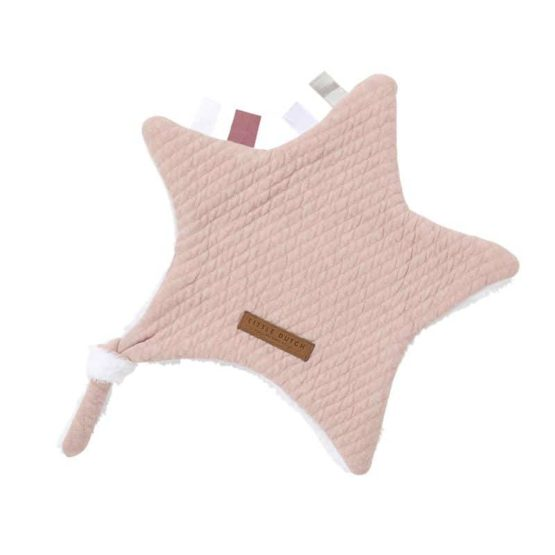 LITTLE DUTCH. Ντουντού-αστέρι Pure Pink 27 Χ 27