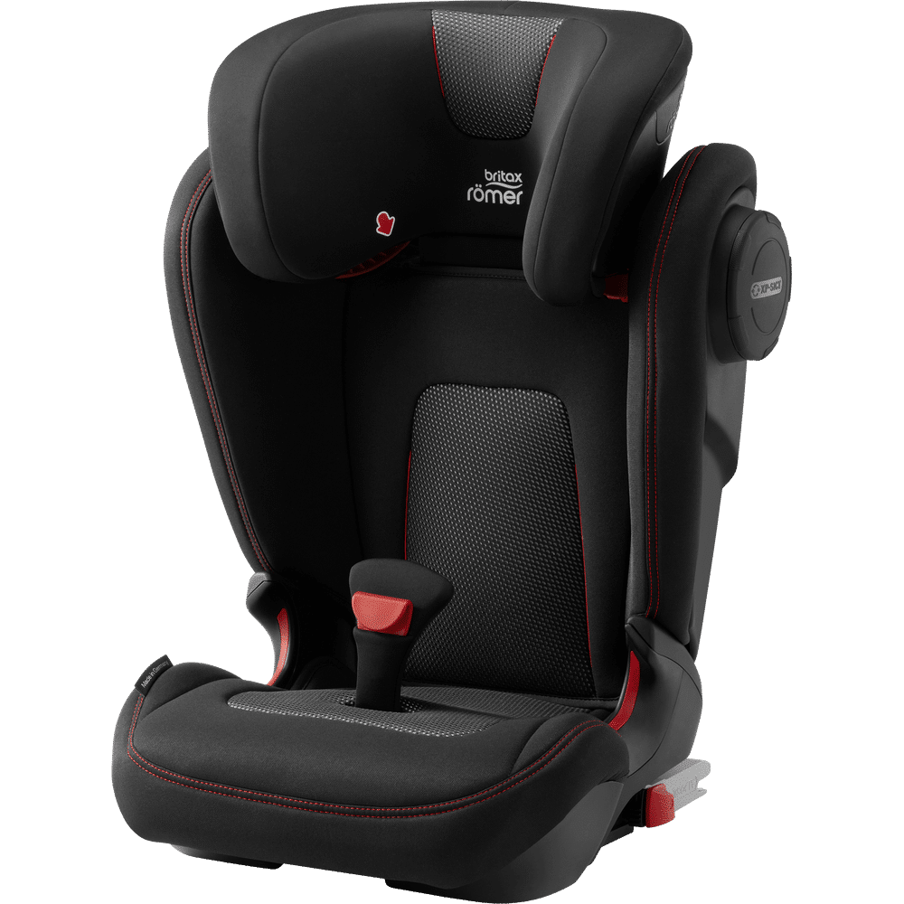 Britax Romer KIDFIX III M Cool Flow – Air Black Κάθισμα Αυτοκινήτου