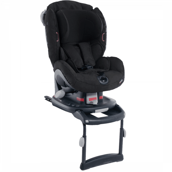 BeSafe iZi Comfort X3 ISOfix παιδικό κάθισμα αυτοκινήτου Fresh Black Cab