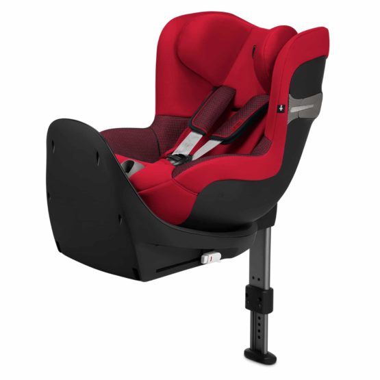 "Cybex Sirona S i-size Scuderia Ferrari Racing Red ""Gold Edition"""