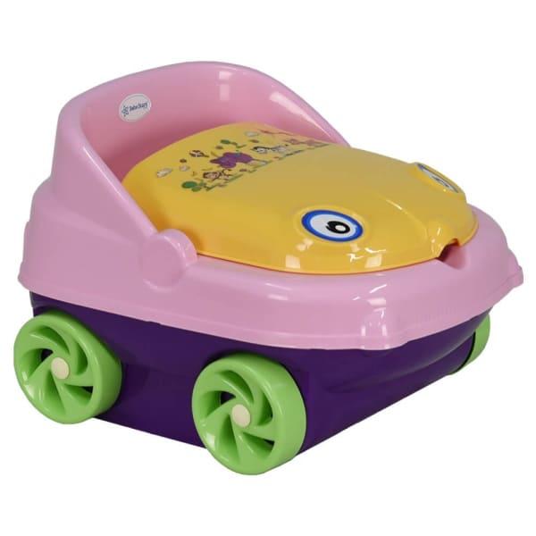 Bebe Stars Γιογιό Κάθισμα Musical Car Purple