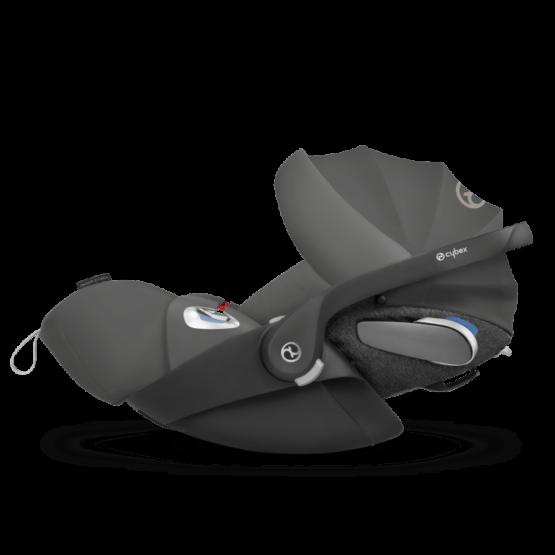 Cybex CLOUD Z I-SIZE with Sensorsafe Soho Grey