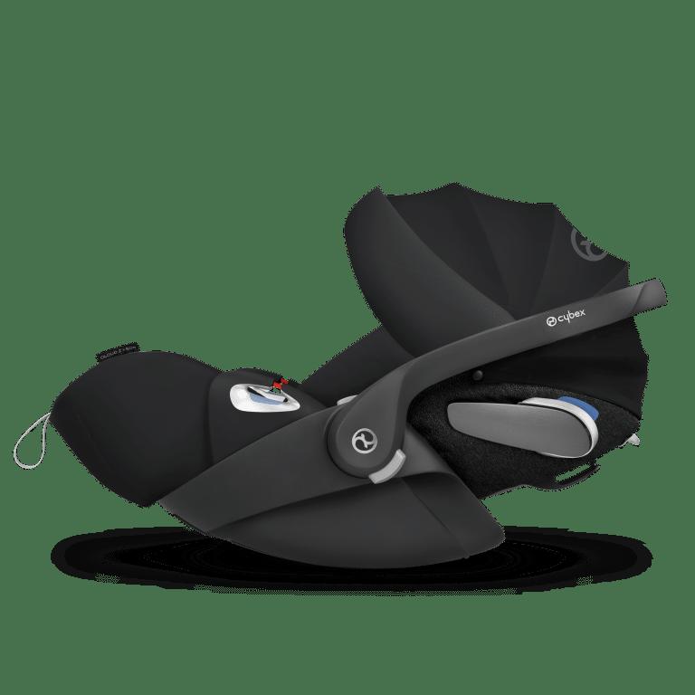 Cybex CLOUD Z I-SIZE with Sensorsafe Deep Black