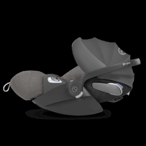 Cybex CLOUD Z I-SIZE PLUS with Sensorsafe Soho Grey