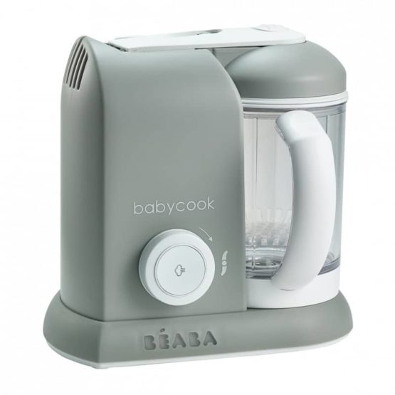 Beaba BaBycook Steamer Grey