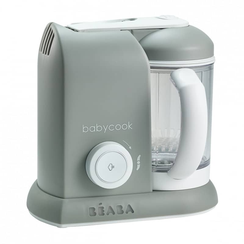 Beaba Ατμομάγειρας Babycook Solo Grey