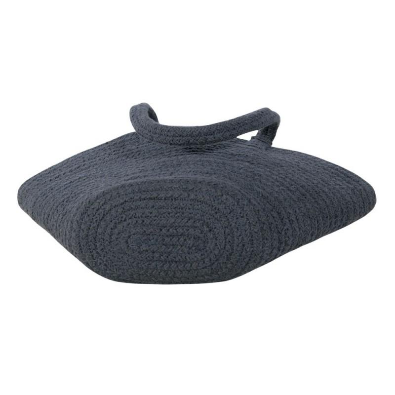 Basket Cistell Dark Grey Small 3
