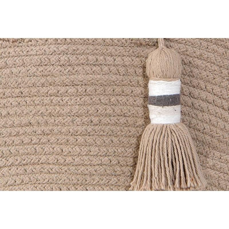 Basket Cistell Linen Small 4