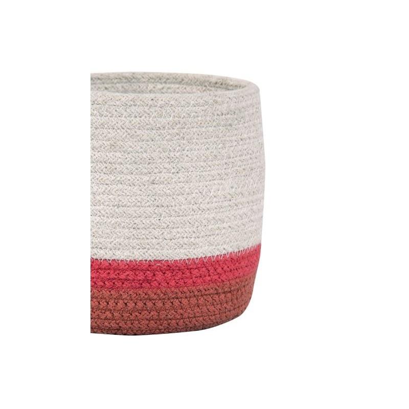 Basket Mini Tricolor Natural 2