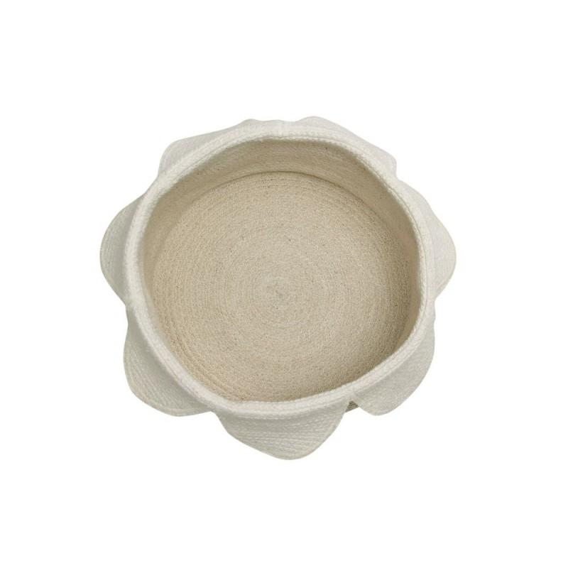 Basket Petals Ivory Natural 1