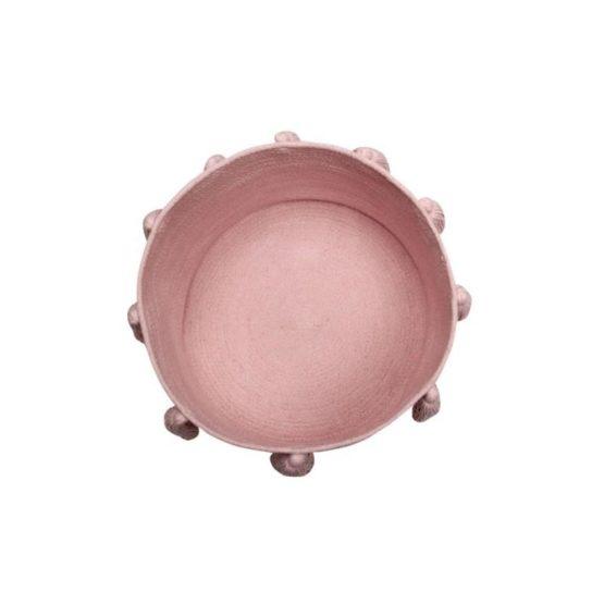 Basket Tassels Pink 3