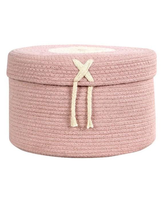 Lorena Canals. Καλάθι αποθήκευσης Candy Box Vintage Nude 30Χ20