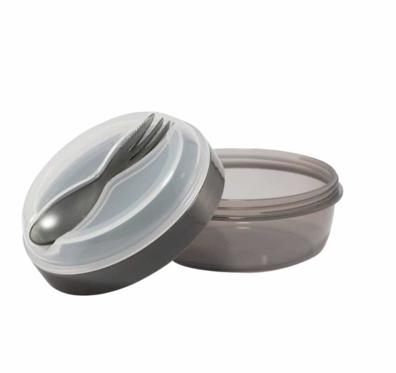 Carl Oscar N'ice Cup™ – Snack-Box Grey
