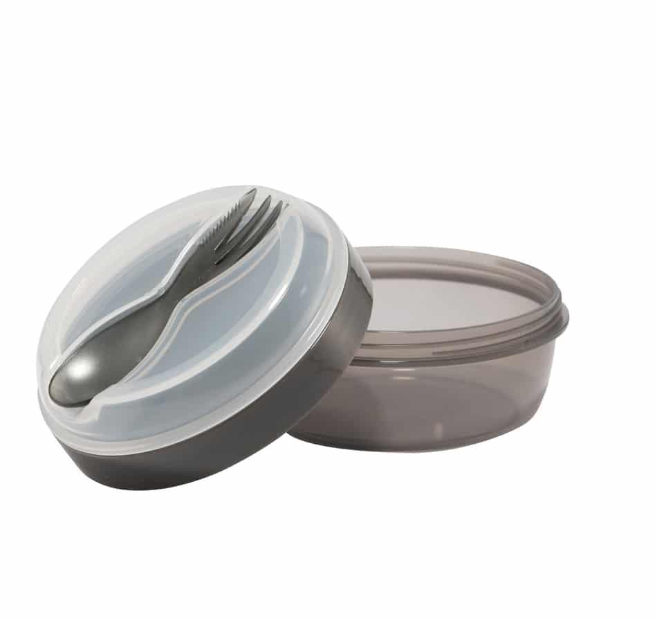 Carl Oscar N'ice Cup ™ – Snack-Box Grey