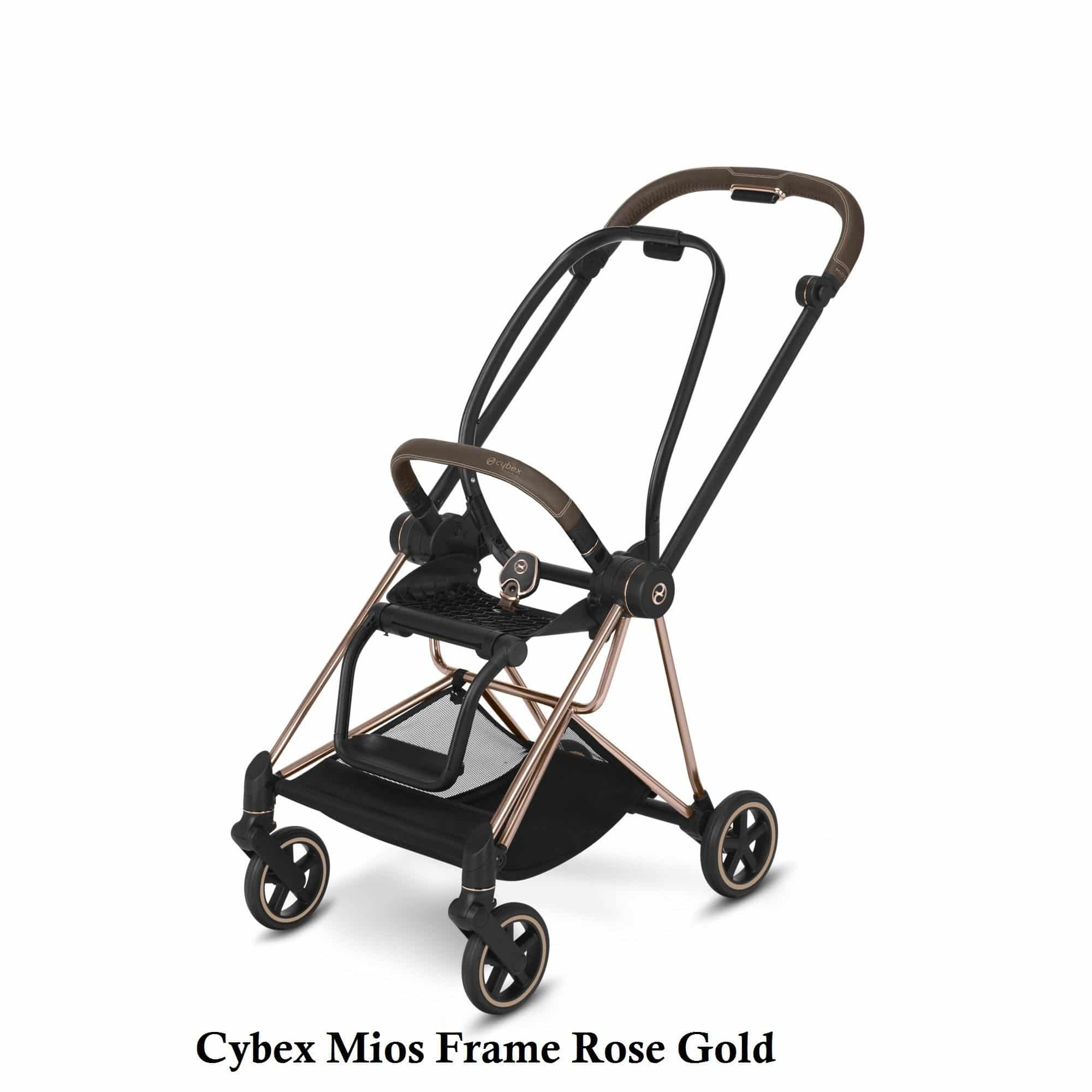 Cybex Mios Frame Rose Gold