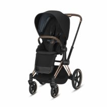 Cybex Priam Lux Deep Black