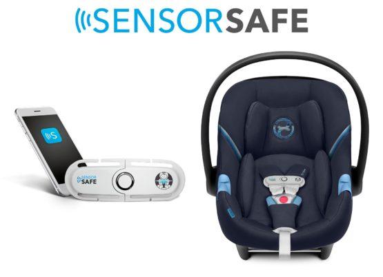 Cybex Aton M Isize Sensorsafe Intro 2020