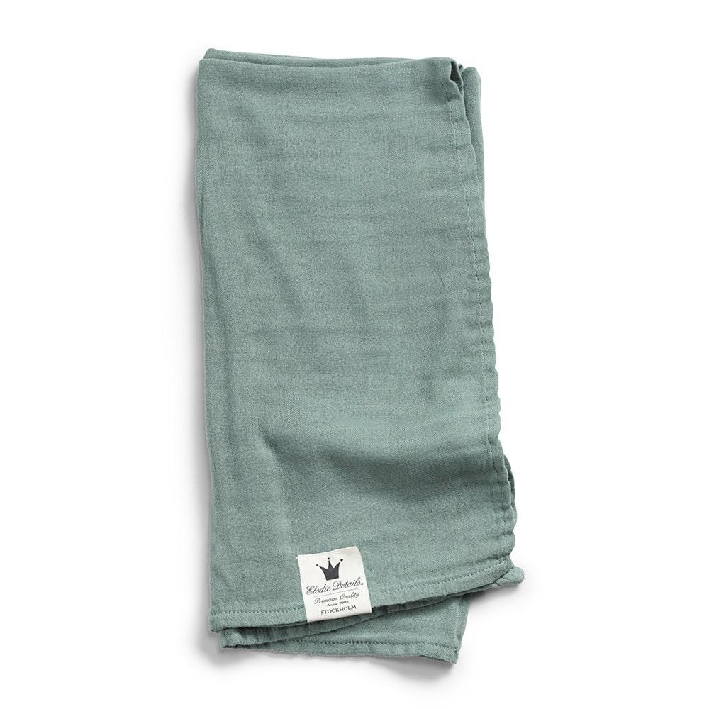 Eng Pl Elodie Details Bamboo Muslin Blanket Mineral Green 4000 1