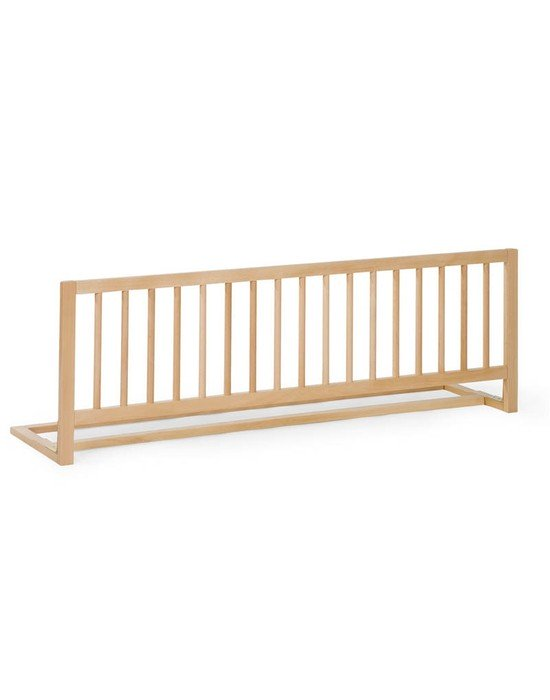 CHILDHOME Protective Wooden Railing Natural 120CM