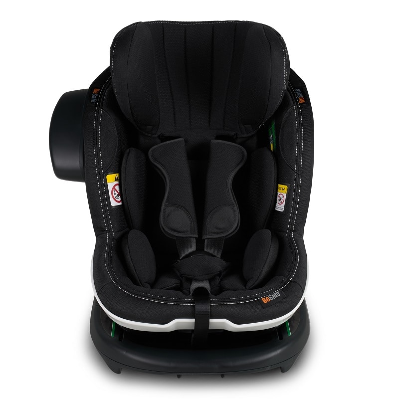 BeSafe iZi Modular i-Size Car Seat Premium Car Interior Black