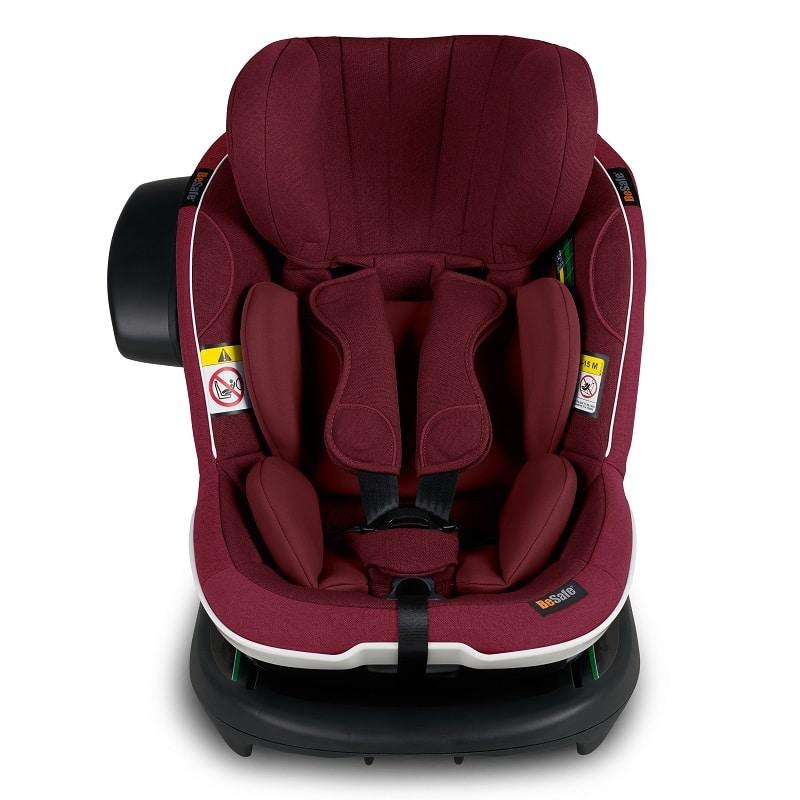 BeSafe iZi Modular i-Size Car Seat Burgundy Melange